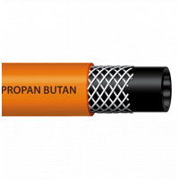 Wąż do gazu PROPAN-BUTAN 9*3mm / 50m