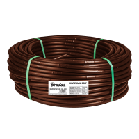 Wąż kroplujący 16 / 1,0mm / 33cm / 1,6l/h / 100m WATERMIL DRIP BROWN